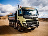 Pictures of Volvo FMX 8x4 2013