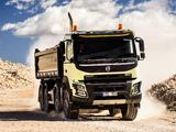 Pictures of Volvo FMX 8x4 UK-spec 2013