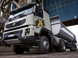 Volvo FMX 4x4 2010 images