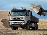 Volvo FMX 6x4 2010 images