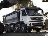 Volvo FMX 8x4 2010 images