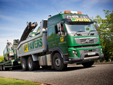 Volvo FMX 6x4 UK-spec 2010–13 photos