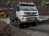 Volvo FMX 8x4 2010 photos