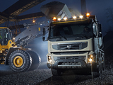 Volvo FMX 8x4 2010 pictures