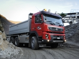 Volvo FMX 6x4 2010 pictures
