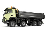 Volvo FMX 8x4 2013 photos