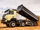 Volvo FMX 8x4 2013 pictures