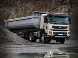 Volvo FMX 4x4 2010 wallpapers