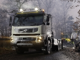 Volvo FMX 6x4 2010 wallpapers