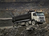 Volvo FMX 8x4 2010 wallpapers