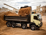 Volvo FMX 8x4 2013 wallpapers