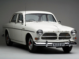 Volvo 122S UK-spec (P120) 1959–67 photos