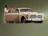 Pictures of Volvo 121 (P130) 1962–70