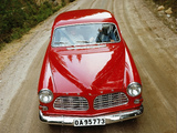 Volvo 122S (P130) 1962–70 pictures
