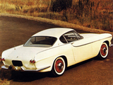 Images of Volvo P958-X2 Prototype by Frua 1958