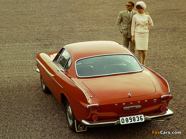 Pictures of Volvo P1800 1961–73 (640 x 480)