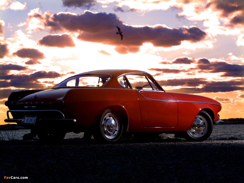 Pictures of Volvo P1800 1961–73 (1024 x 768)