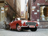 Volvo P1800 1961–73 wallpapers