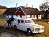 Pictures of Volvo 122S (P220) 1962–69