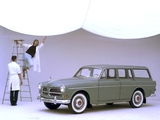 Volvo 221 (P220) 1962–69 photos
