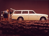 Volvo 122S (P220) 1962–69 wallpapers