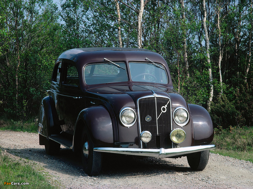 Images of Volvo PV36 1935–38 (1024 x 768)