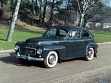 Photos of Volvo PV544 A 1958–60