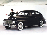 Volvo PV444 L 1957–58 wallpapers