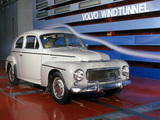 Volvo PV544 A Sport 1958–60 pictures
