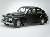Volvo PV544 F 1964–65 images