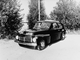 Volvo PV444A 1944 pictures
