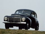 Volvo PV444A 1944 wallpapers
