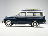 Images of Volvo PV445 Duett 1958