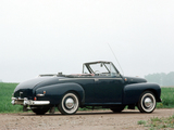 Photos of Volvo PV445 Valbo Cab 1950