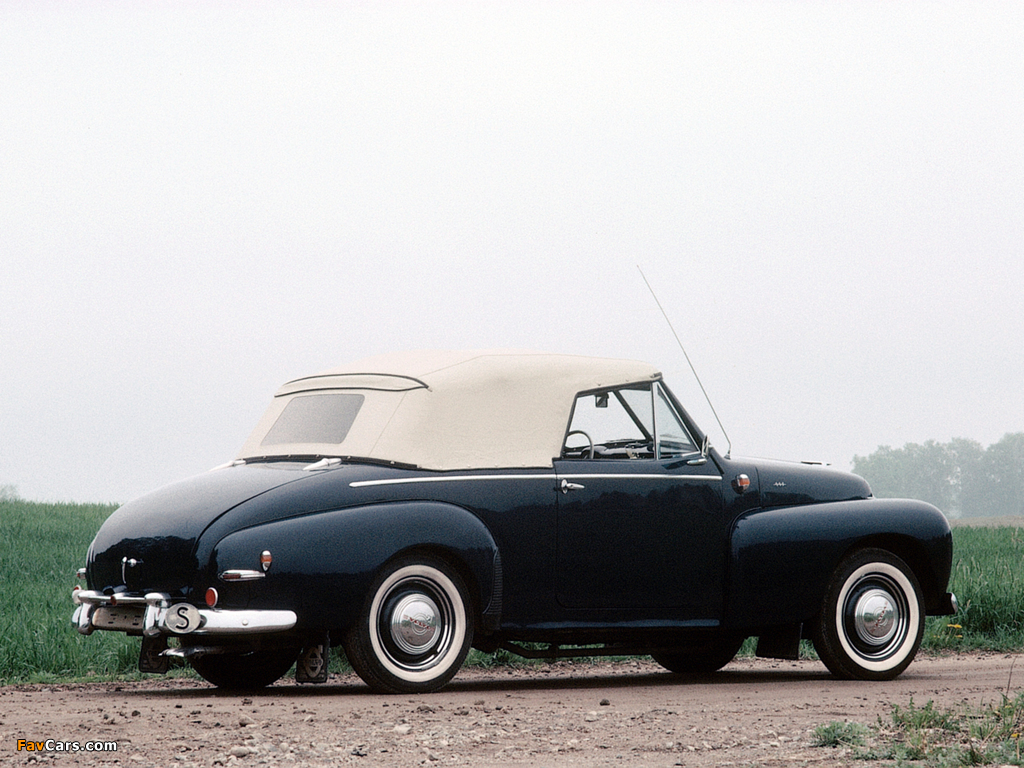 Pictures of Volvo PV445 Valbo Cab 1950 (1024 x 768)