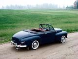 Volvo PV445 Valbo Cab 1950 pictures