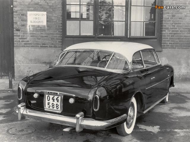 Volvo PV445 Elisabeth I Concept 1953 pictures (640 x 480)