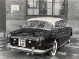 Volvo PV445 Elisabeth I Concept 1953 pictures
