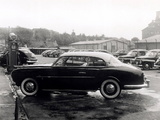Volvo PV445 Elisabeth I Concept 1953 wallpapers