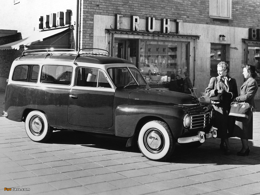 Volvo PV445DH images (1024 x 768)
