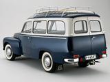 Volvo PV445 Duett 1958 wallpapers