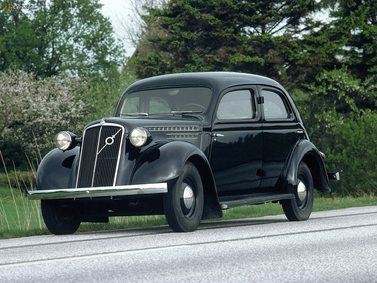 Volvo PV52 1937 wallpapers (1280 x 960)