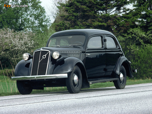 Volvo PV52 1937 wallpapers (640 x 480)