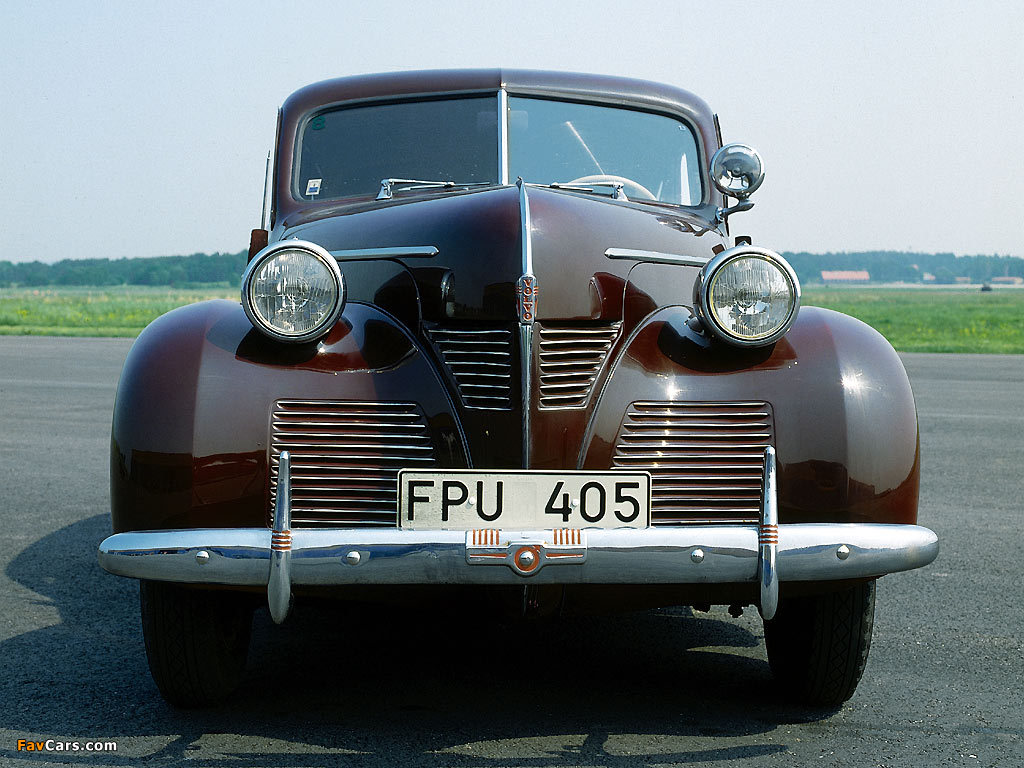 Volvo PV60 1946–50 images (1024 x 768)