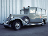 Pictures of Volvo PV650 Ambulance 1934