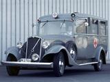 Volvo PV650 Ambulance 1934 wallpapers