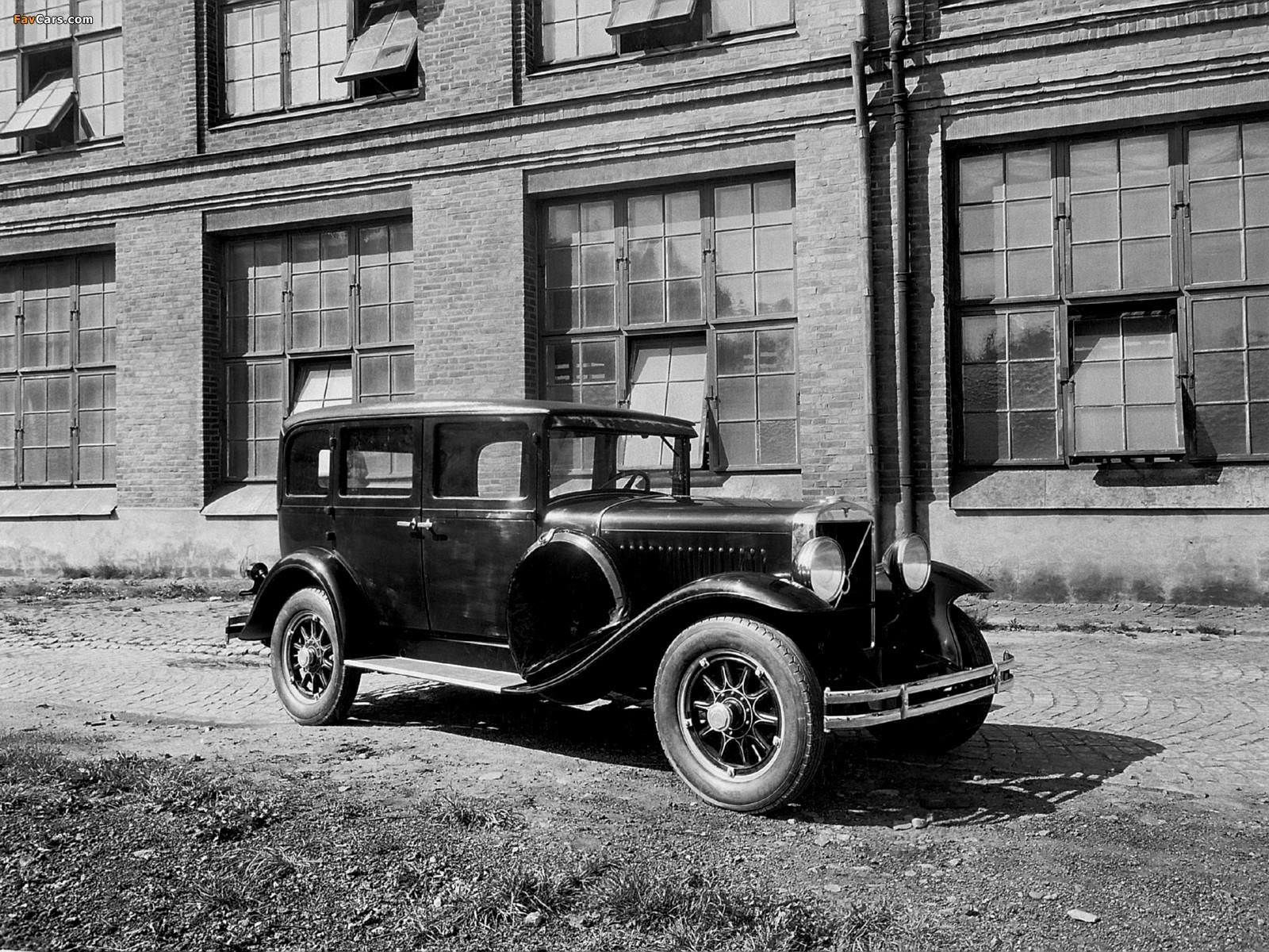 Volvo PV651 1929 photos (1600 x 1200)