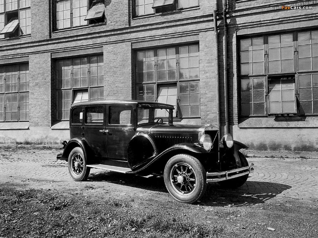 Volvo PV651 1929 photos (1024 x 768)