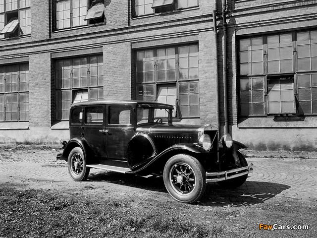 Volvo PV651 1929 photos (640 x 480)