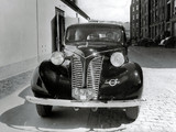 Pictures of Volvo PV801 1938–47